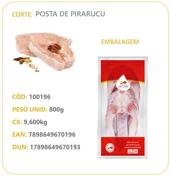 Corte: Posta de Pirarucu
