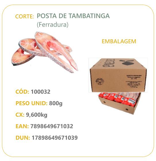 Corte: Posta de Tambatinga (Ferradura)